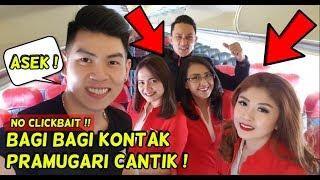 Video JOMBLO MASUK !! GW BAGI-BAGI KONTAK PRAMUGARI CANTIK BUAT KALIAN !! MP3, 3GP, MP4, WEBM, AVI, FLV Desember 2018