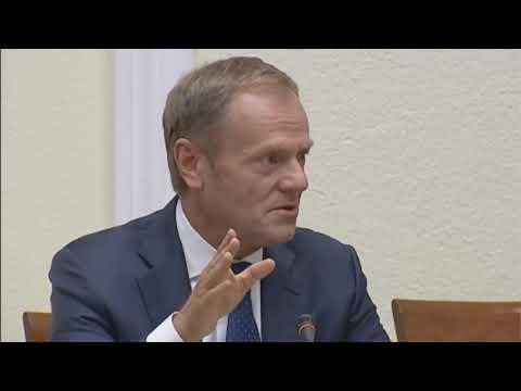 Donald Tusk zaorał komisje ds. VAT !
