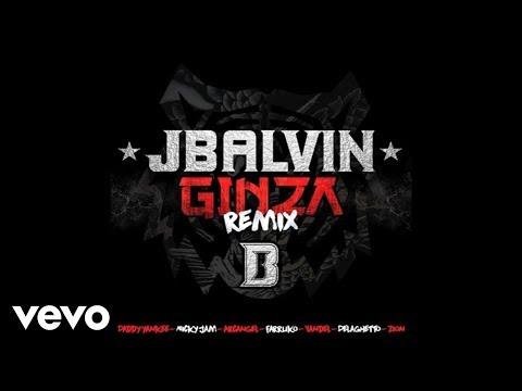 Ginza Remix (Audio) - J Balvin (Video)