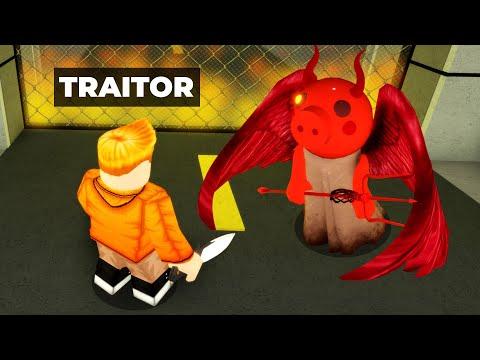 TRAITOR vs PIGGY DEVIL (Traitor Mode)