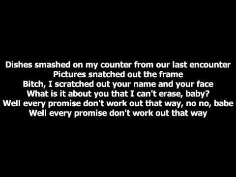 BEYONCE - Sandcastles (Lyrics)