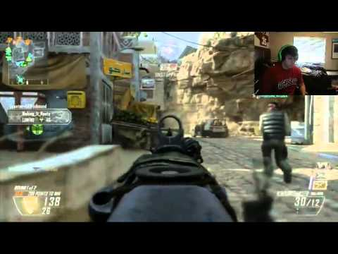 BO2: 50 Gunstreak w/ MTAR Video