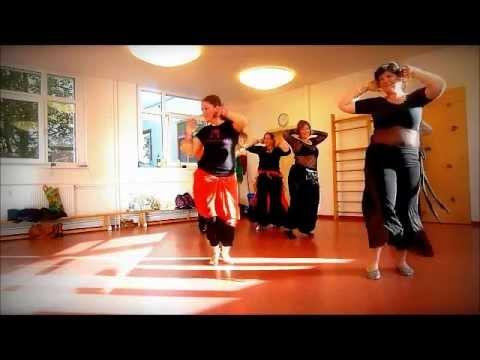 Video Dance On: Rangeelo Maro Dholna Bollywood Dance Workshop