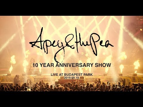 LAZARVS (Apey & the Pea) - 10 YEAR ANNIVERSARY SHOW