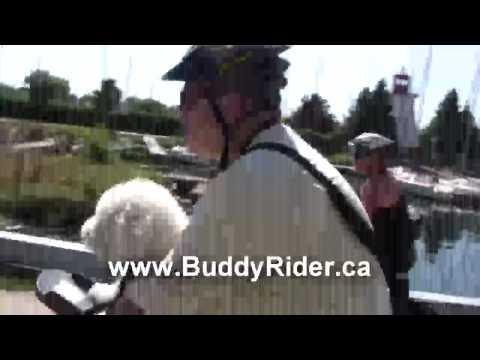 Bicycle Dog Basket For My Bichon Who Loves BuddyRider® Bicycle Dog Basket