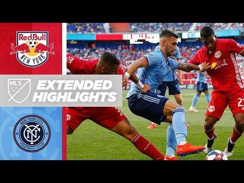 Video: New York Red Bulls vs. NYCFC | HIGHLIGHTS - July 14, 2019