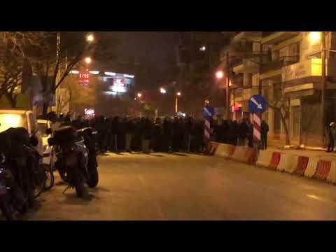 Video - Οπαδοί του ΠΑΟΚ φωνάζουν χυδαία συνθήματα για τον Κυριάκο Μητσοτάκη (βίντεο)
