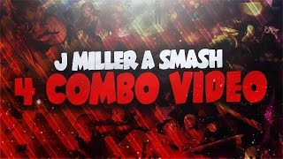 Ignited Menace: J.Miller Luigi combo video