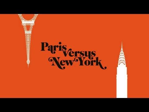 Resenha - Paris versus New York
