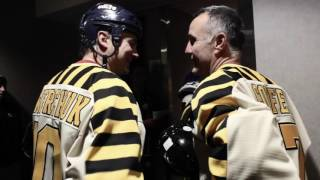 Hockey Hall of Fame Game 2014 - Montage