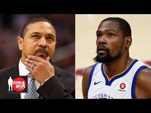 Video: What if the Kevin Durant Warriors were coached by Mark Jackson? | Stephen A. Smith Show