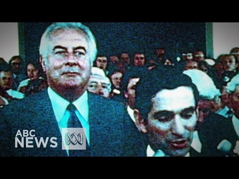 Gough Whitlam's dismissal, 40 years on