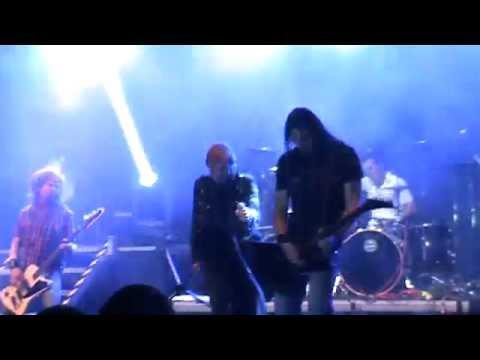 EDGUY - Love Tyger LIVE (RPK Snina open air festival 2014) (видео)