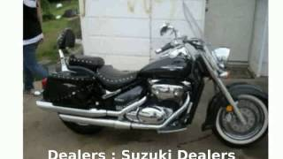 4. 2006 Suzuki Boulevard C50T - Features and Specification