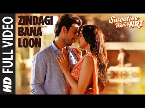 Video Palak Muchhal: Zindagi Bana Loon Song (Full Video) | Sweetiee Weds NRI | Himansh Kohli, Zoya Afroz download in MP3, 3GP, MP4, WEBM, AVI, FLV January 2017