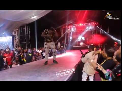 Duncan Mighty Best Stage Performance