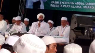 Banjarnegara Bersholawat, Habib Syech Habib Abdul Qodir Asegaf