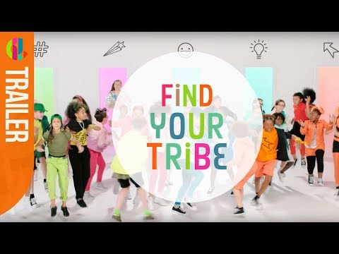 CBBC - Find Your Tribe