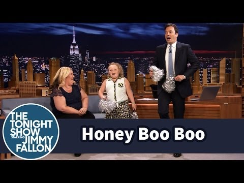 Shows - Alongside Mama June, Alana shows Jimmy what she has learned in her cheerleading class and they do a cheer together. Subscribe NOW to The Tonight Show Starrin...