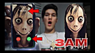 Video DO NOT CALL MOMO AT 3AM!!! *OMG MOMO CAME TO MY HOUSE* MP3, 3GP, MP4, WEBM, AVI, FLV Agustus 2018