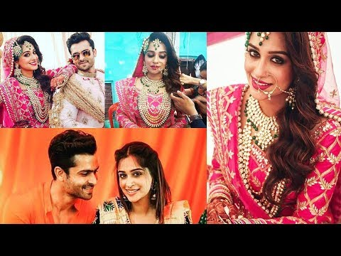 Video Dipika Kakar Looking Very Beautiful at her Wedding | Sasural Simar Ka download in MP3, 3GP, MP4, WEBM, AVI, FLV January 2017