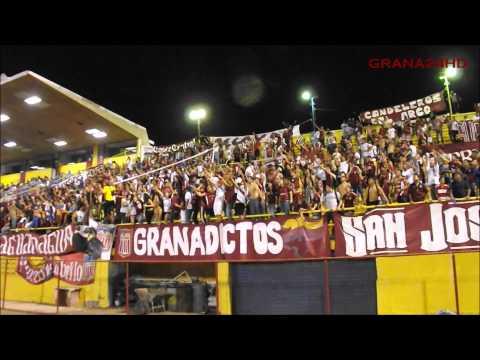 GRANADICTOS 24 Vs. Aragua F.C.   Serie Pre-Sudamericana 2015 (vuelta en Maracay) - Granadictos - Carabobo