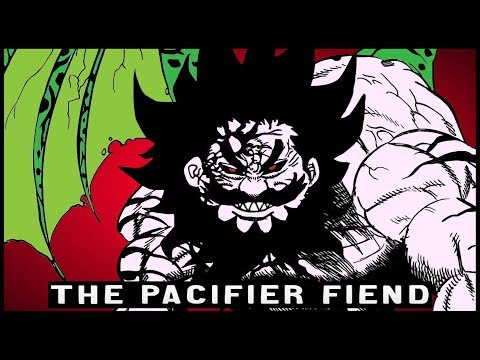 Chandler The Pacifier Fiend Explained | The Seven Deadly Sins
