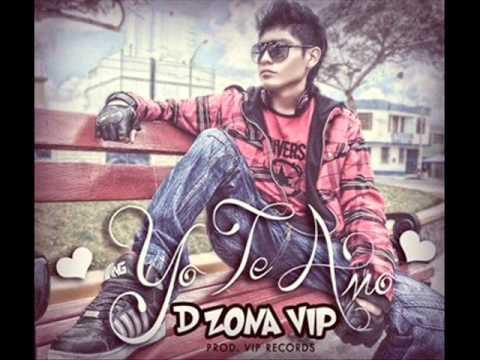 D Zona Vip - Te Amo ►( Prod.Vip Record) ''Romantic Style