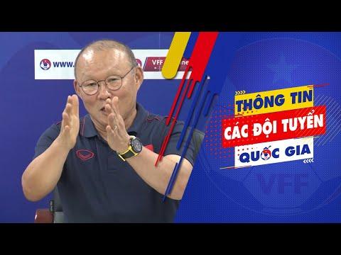 HLV Park Hang Seo chia sẻ về ĐTVN và mục tiêu dự World Cup
