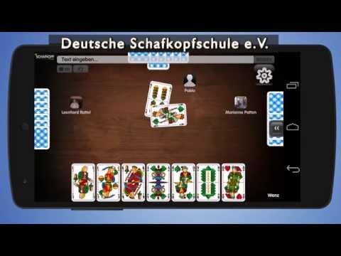 Schafkopf Online - German