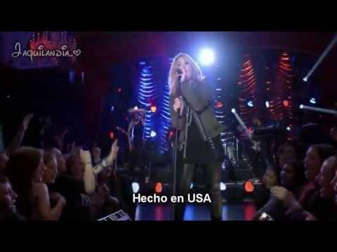 Demi Lovato- Made in the USA - Video- subtitulado español