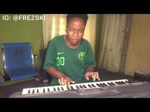 Iyawo Mi Timi Dakolo(Piano cover)