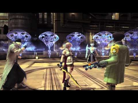 preview-Let\'s Play Final Fantasy XIII #048 - Sentinel Rain (HCBailly)