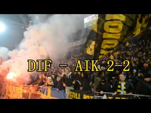 DIF - AIK 2-2 (2013-09-26)