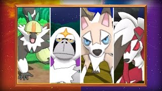 Version-exclusive Pokémon and New Features Revealed in Pokémon Sun and Pokémon Moon! by The Official Pokémon Channel