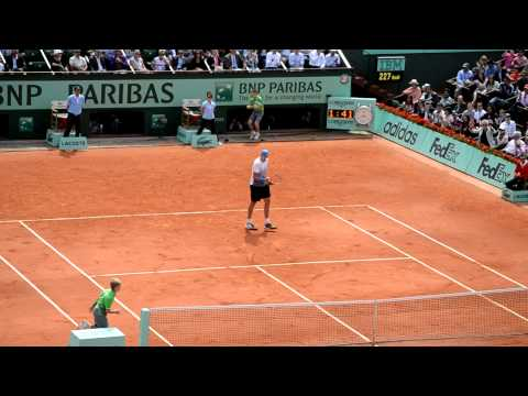 5 best Rafael Nadal matches at the French Open
