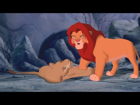 The Lion King 2: Simba's Pride (1998) Best Scene Part 1291