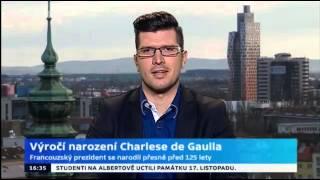 Výročí narození Charlese de Gaulla