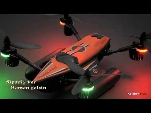 Drone, Havada Karada Suda | Süper Üçlü