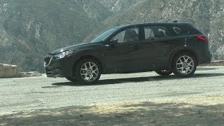 2016 Mazda CX-9 Spied: Video