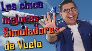 Video TOP 5 MEJORES SIMULADORES DE VUELO - saca el piloto que hay en ti. (#104) MP3, 3GP, MP4, WEBM, AVI, FLV Juni 2018