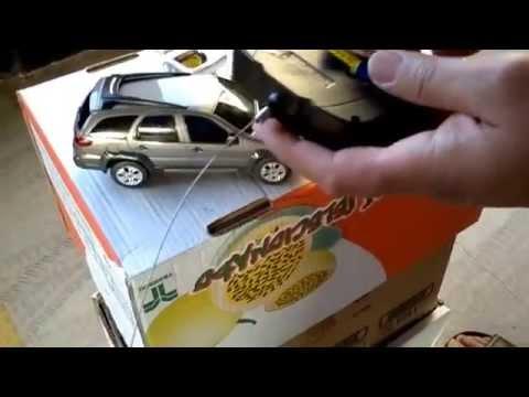Carro de Controle Remoto Palio Adventure FIAT