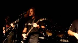 CERBERUS - Darkest Tower live