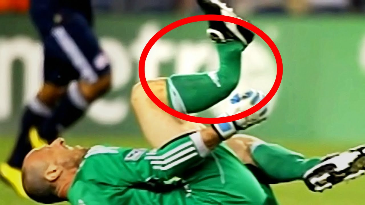 8 Worst Sports Injuries Caught On Live TV