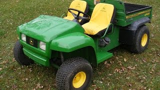 6. 2006 John Deere Gator Review! (Heavily Modified!)