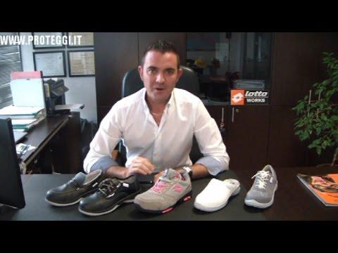 scarpe antinfortunistiche da donna proteggi srl
