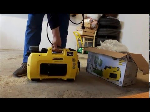 Karcher BP 3 Home and Garden