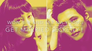 Won Bin and Lee Na Young Get Married!, Lee Na Young