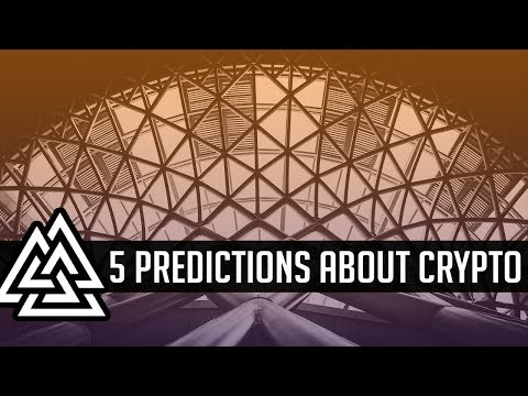 5 Predictions For The Next 10 Years Of Bitcoin / Crypto (видео)
