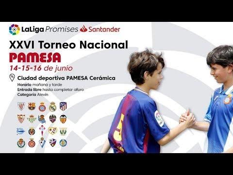 XXVI Torneo Nacional Pamesa LaLiga Promises Santander 2019 I MARCA (domingo mañana)